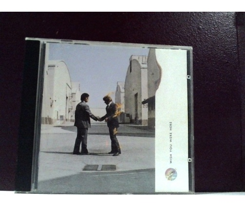 7-5-50692-1-CD MUSICA PINK FLOYD WISH YOU WERE HERE