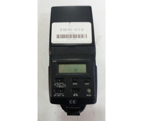 1-1-15233-1-flash profesional sunplak power zoom 4000 af para nikon